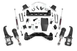 Rough Country 6in Ford Lift Kit N3 Struts N3 Shocks 04 08 F 150 4wd