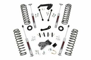 Rough Country 4in For Jeep Suspension Lift Kit 07 18 Wrangler Jk