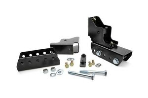 Rough Country Shackle Relocation Kit For Jeep Cherokee Xj 1984 2001
