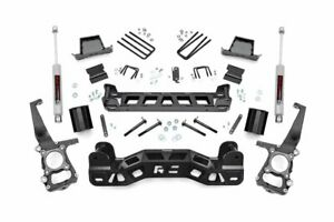 Rough Country 6in Ford Suspension Lift Kit 11 14 F 150