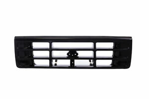Black Grille Grill For 1992 1996 Ford Bronco Van 92 97 F150 F250 Pickup Truck