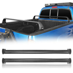 Crossbar Trunk Truck Bed Bike Kayak Rack Bracket For Toyota Tacoma 2005 2020
