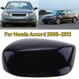 Abs Left Side Rear View Mirror Cover Trim Cap Fit For Honda Accord 2008 2012