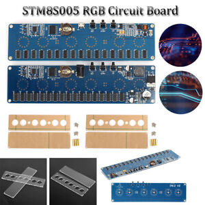 Stm8s005 Dc Control 12v 1a Electronic In14 Nixie Tube Led Circuit Board Rgb Chip