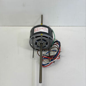 Smith He3e026n Thermally Protected Motor Double Shaft