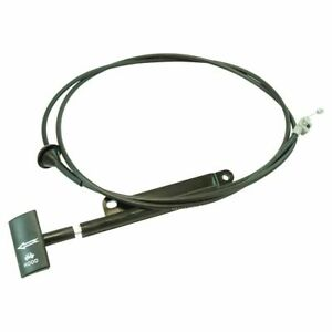 New Hood Latch Release Cable With Pull Handle For 1994 2004 Ford Mustang