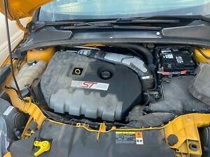 2013 Ford Focus St Engine Turbo Complete