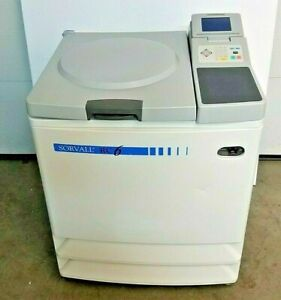 Sorvall Rc6 Super Speed Refrigerated Lab Centrifuge 21000 Rpm No Rotor