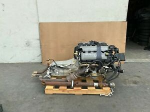 Ford Mustang Gt 2015 2017 Oem Engine And Transmission Swap complete Tested