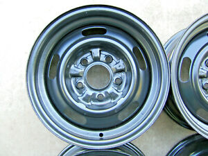Nos Gm Chevy Rally Wheel 14x6 Code K192 8 31 Xg Original Kelsey Hayes