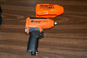 Orange Snap On Mg325 3 8 Heavy Duty Air Impact Wrench Gun