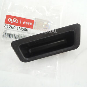 2009 2018 Kia Cerato Hatchback Genuine Twin Swing Tail Gate Outside Handle