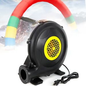 370w Air Blower Pump Fan For Inflatable Paint Booth Custom Tent Bouncy Castle Us