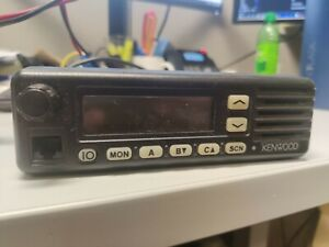 Kenwood Tk 6110 K2 Low band 35 0 50 0 Mhz 70w Mobile Radio