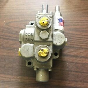 Prince Ls3000 1 Hydraulic Directional Valve 4 Way 3 Position With 25 gpm