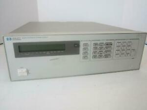 Hp Agilent 6626a System Dc Power Supply