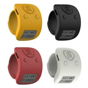 Mini Digital Lcd Electronic Finger Ring Hand Tally Counter 9 Digit Usb
