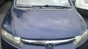 Hood Sedan Fits 06 11 Civic 1606352
