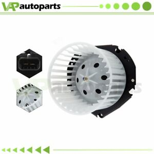 Hvac Heater Blower Motor With Fan Cage For Buick Cadillac Oldsmobile Pontiac