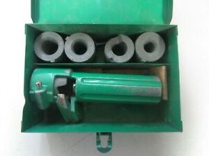 Greenlee 1820 Cable Stripper With 5 Dies
