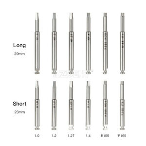Dental Implant Screw Driver For Low Speed Handpiece Stainless Steel Long short