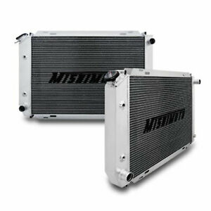 Mishimoto Performance Aluminum Radiator For 1979 1993 Ford Mustang Automatic