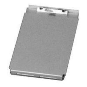 Posse Box Rt 6 Silver Anodized Aluminum Cite Caddy Form Holder 6 x12 x3 4