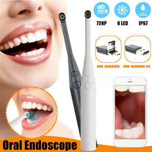 Oral Dental Wifi Intraoral Camera Endoscope Hd Wireless Led Photo Shoo