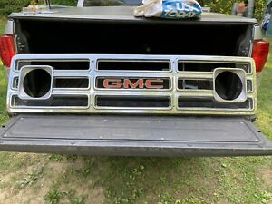 1970s 1980s Original Gmc C7000 Truck Front Grill