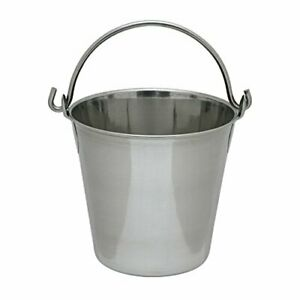 Lindy s 4 qt Stainless Steel Pail