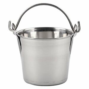 Lindy s 1 qt Stainless Steel Pail