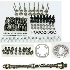 Complete Valve Train Package 1939 1948 Ford Ef 6250 A