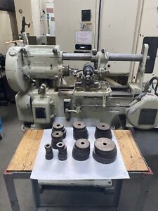 Barber Coleman 6 10 Gear Hobbing Machine Plus More Than 32 Change Gears