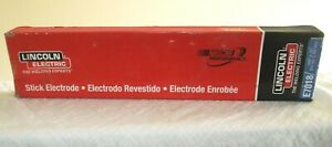 Lincoln Electric Stick Welding Electrodes 3 32 X 14 Long E7018 Open Box