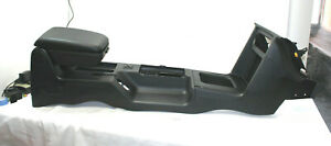 1987 1993 Ford Mustang Lx Gt 5 0 Black Center Console New Armrest Pad Trim Panel