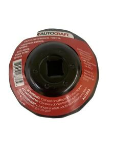Autocraft Toyota ac1093 Oil Cap Filter Wrench Free Shipping