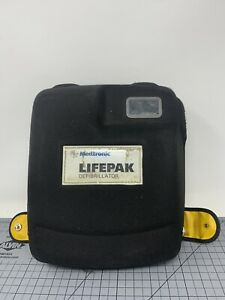 Physio Control Lifepak 1000 Carry Case Shell Preowned