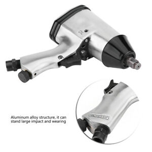 Cordless Craftsman 1 2 In Drive Air Impact Wrench Pneumatic Gun W 1 4 In Adapter
