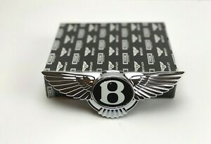 Bentley Bentayga Radiator Grill Emblem
