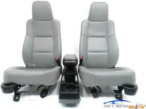 Ford Ranger Extended Cab Leather Bucket Seats Console 1998 2007 2008 2009