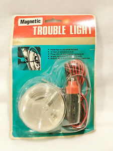 Vintage Magnetic Trouble Light New Old Stock