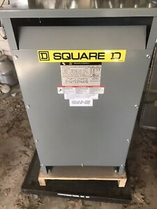 New Square D Ee25s3h General Purpose Transformer