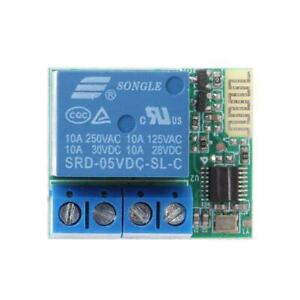 Relay Switch With Bluetooth App Control Time relayed Module
