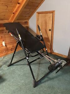 Mastercare Back a traction Inversion Table