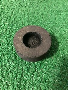 Logan Lathe Floor And Bench Model Back Drive Rubber Foot Replaces Part 0647