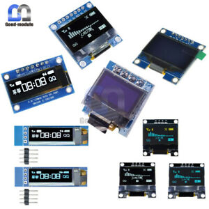 0 49 0 69 0 91 0 96 1 3 Inch Iic I2c Spi Screen Oled Display Module For Arduino