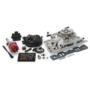 Edelbrock 35780 Pro flo 4 Efi Kit Small Block Chevy vortec Heads