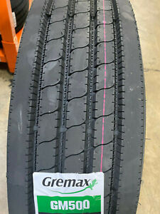 2 New 235 80r16 Gremax Gm500 All Steel Trailer Tire 235 80 16 2358016 14 Ply G