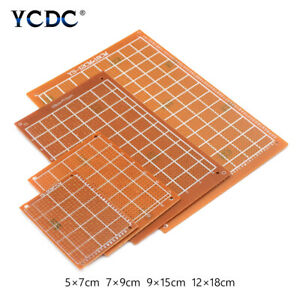 Prototype Pcb Printed Circuit Board For Electronic Test Diy Arduino 4 Sizes 728