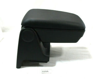 1987 1993 Mustang Lx Gt 5 0 Black Center Console Armrest With New Armrest Pad